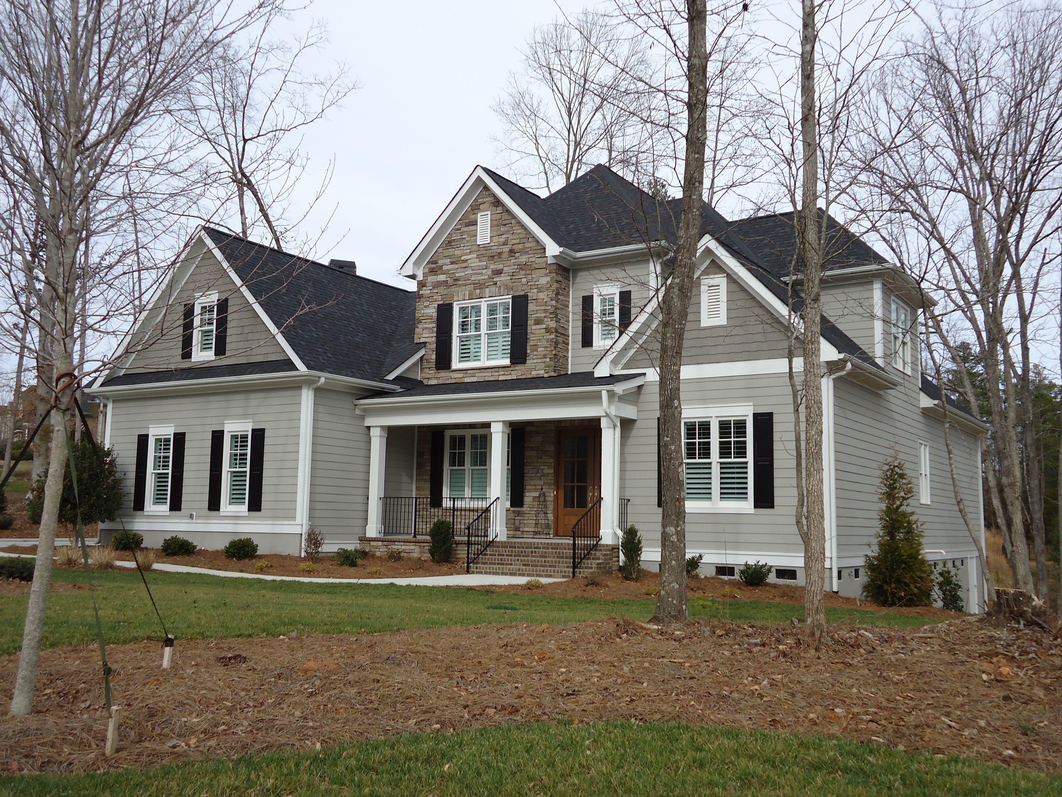 Arthur Rutenberg Homes Plan The Providence A Exterior 2