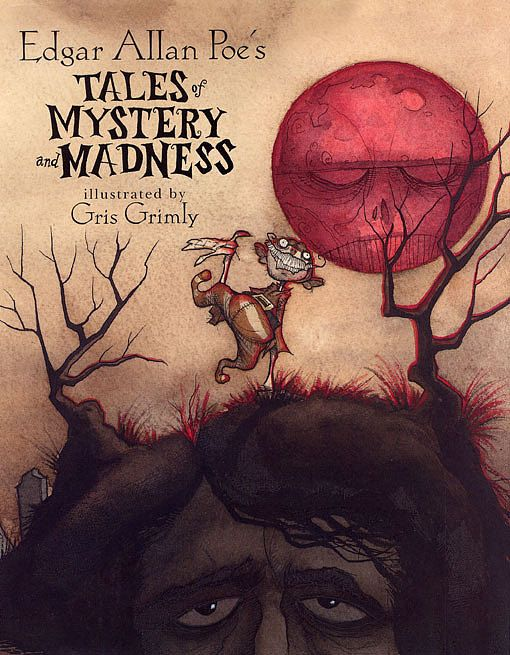 Original Illustrations by Gris Grimly - brilliant!!