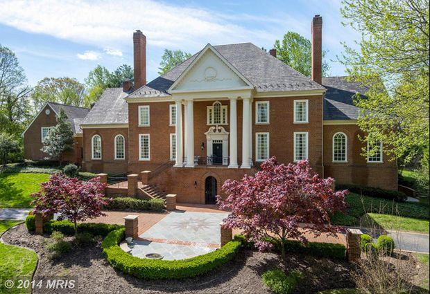 McLean VA mansion