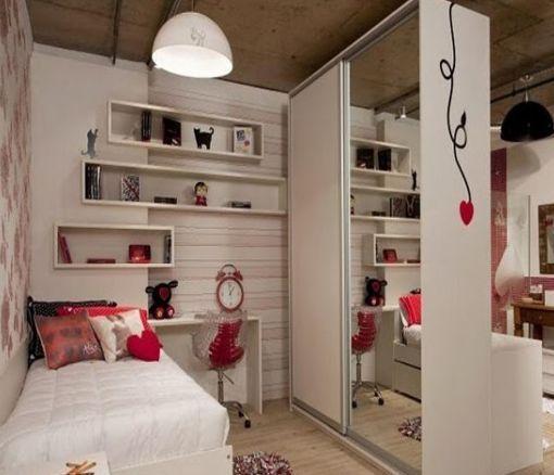 Modelos de dormitorios y cuartos para chicas adolescentes loquenosabias net dormitorios ideas - Dormitorios de chica ...