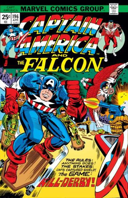 Captain America (Volume) - Comic Vine | Marvel comic