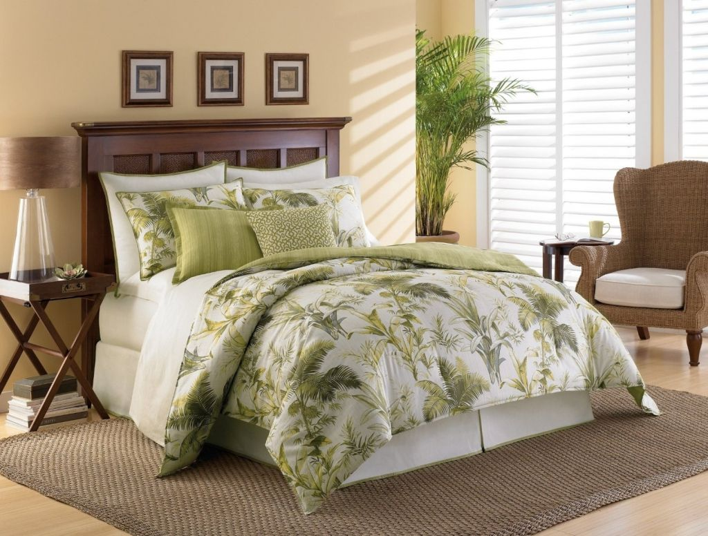 Hawaiian Style Bedroom Furniture Interior Decoration Ideas