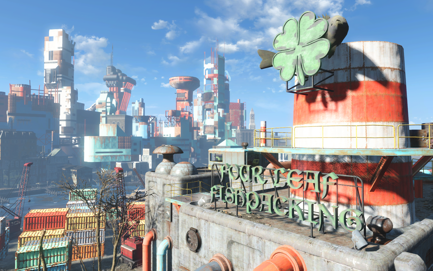 Fallout 4 Color Palette Appreciation Post #Fallout4 #gaming #Fallout #Bethesda #games #PS4share #PS4 #FO4