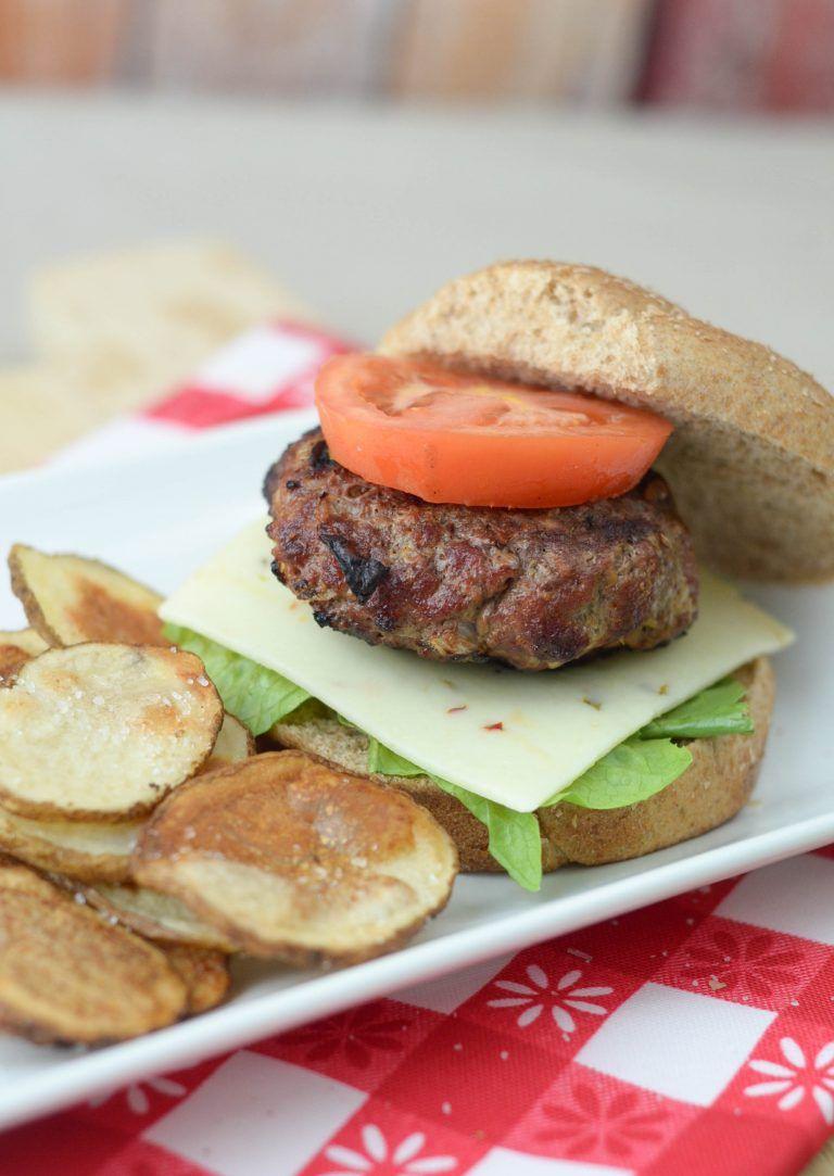 Hearty backyard burgers recipe backyard burger