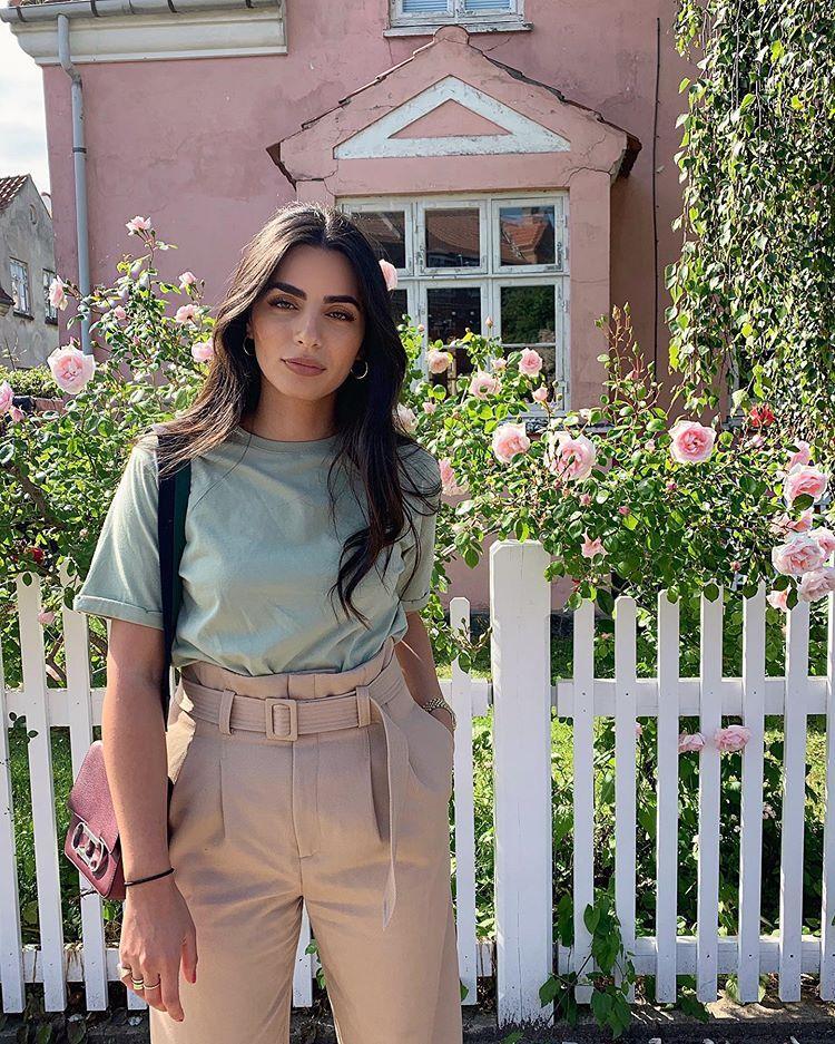 Basma Hamze بسمة حمزة On Instagram Danish Summer Vibes Elegant Outfit Style Fashion