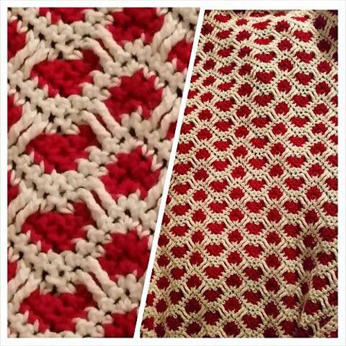 Debbi-a1: Sweetheart Ripple Finished ! | Crochet | Pinterest