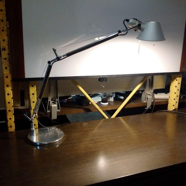 Artemide Tolomeo Mini Desk Lamp Lamp Desk Lamp Table Lamp