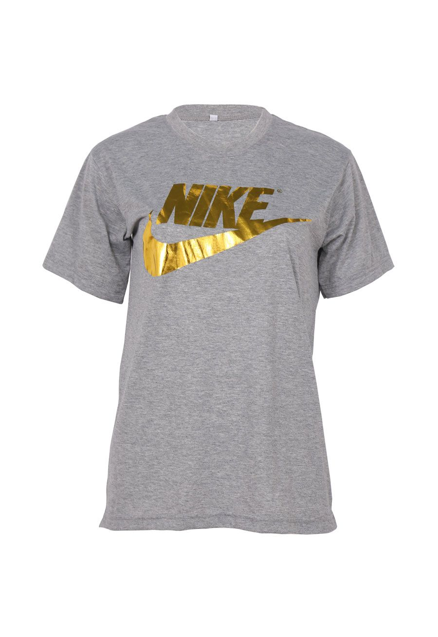 3945857fa85 Shop Nike ladies t-shirts online in Sri Lanka with IKON. This classic tee  with a bit of glamour is good for a casual day out.