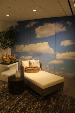 McGuire Furniture: Lounging In The Clouds On The Barbara Barry Harbor  Chaise.