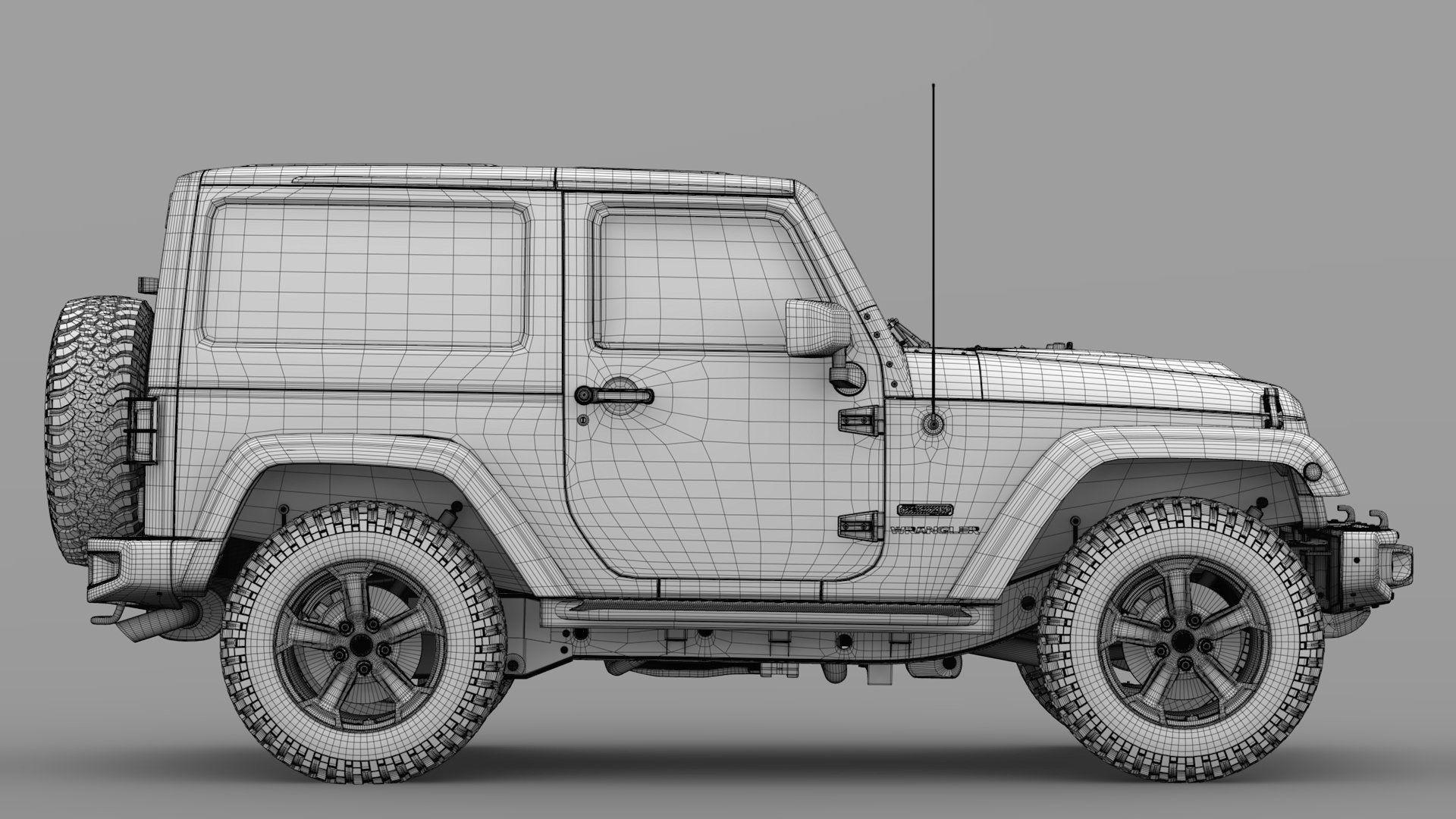 Jeep Wrangler Rubicon Recon Jk 2017 Jeep Wrangler Jeep Wrangler