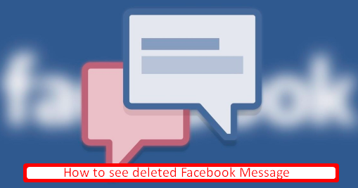 How To Get Facebook Messages Back After You Delete Them