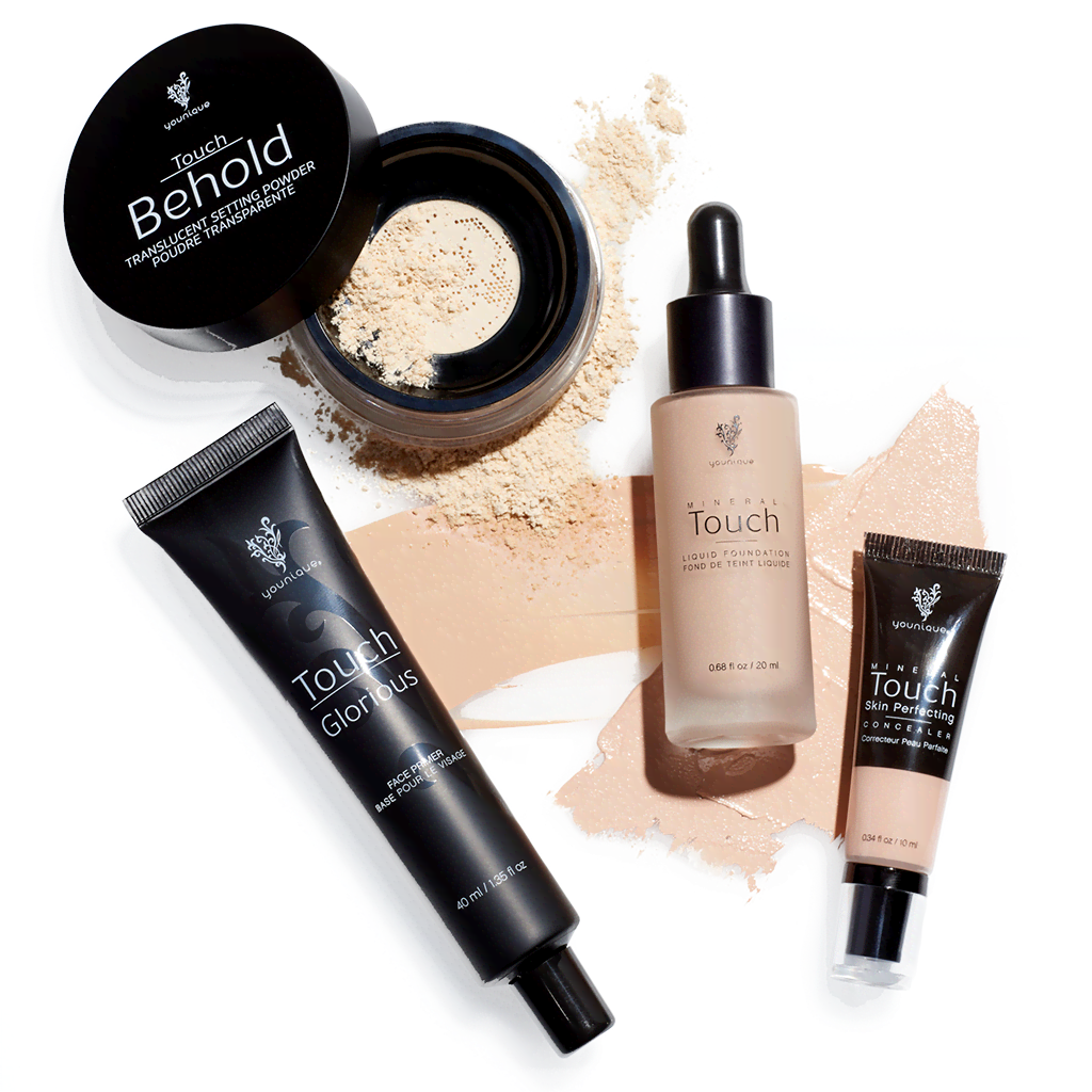 Flawless Four Get The Best Coverage With These Younique