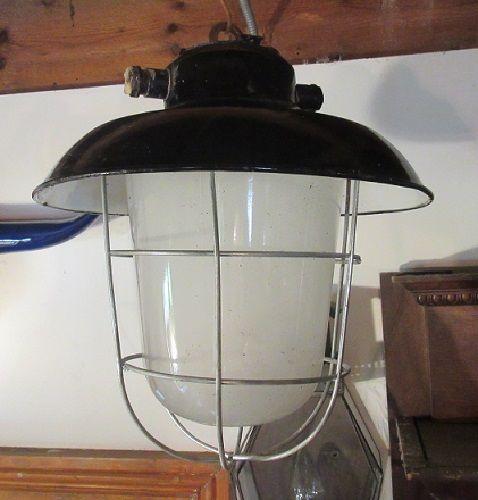 Vintage Factory Lights 3t Lighting