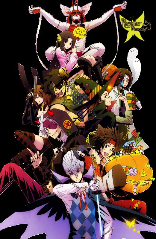 Sengoku Basara Halloween Basara, Sengoku basara, Anime