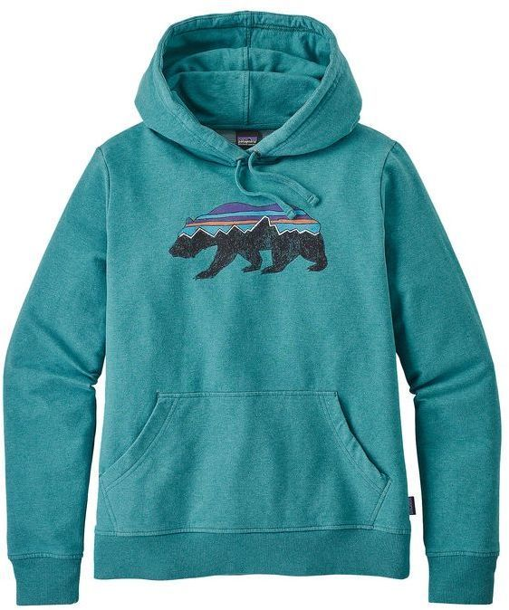 ea01d55d9 Patagonia Women's Fitz Roy Bear Midweight Hoody | Products | Outfits ...