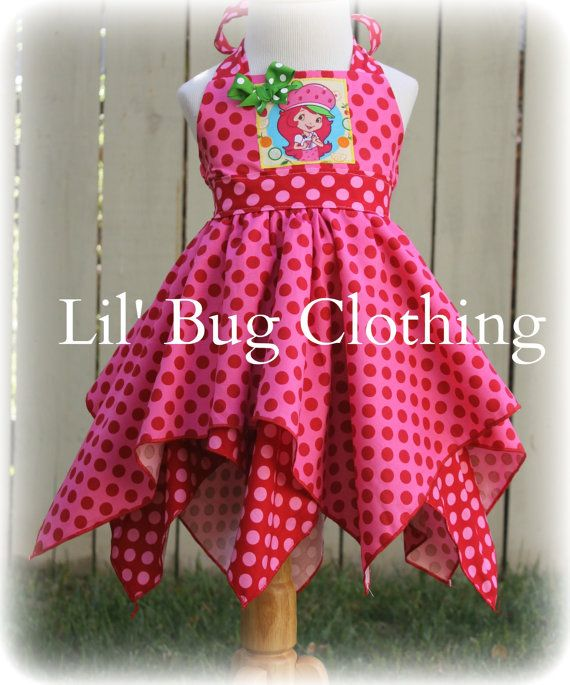 458b705a61f 2T only on CLEARANCE NOW Custom Boutique Clothing Strawberry ...