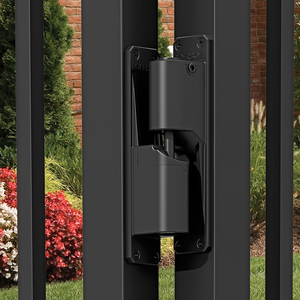 Heavy Duty Adjustable Center Mount Gate Hinges in 2020