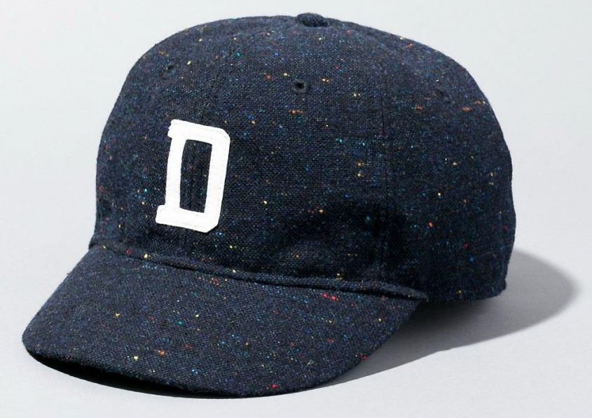 ae06861019fd4a Vintage Inspired Donegal Tweed Baseball cap by Japanese brand Deluxe ...
