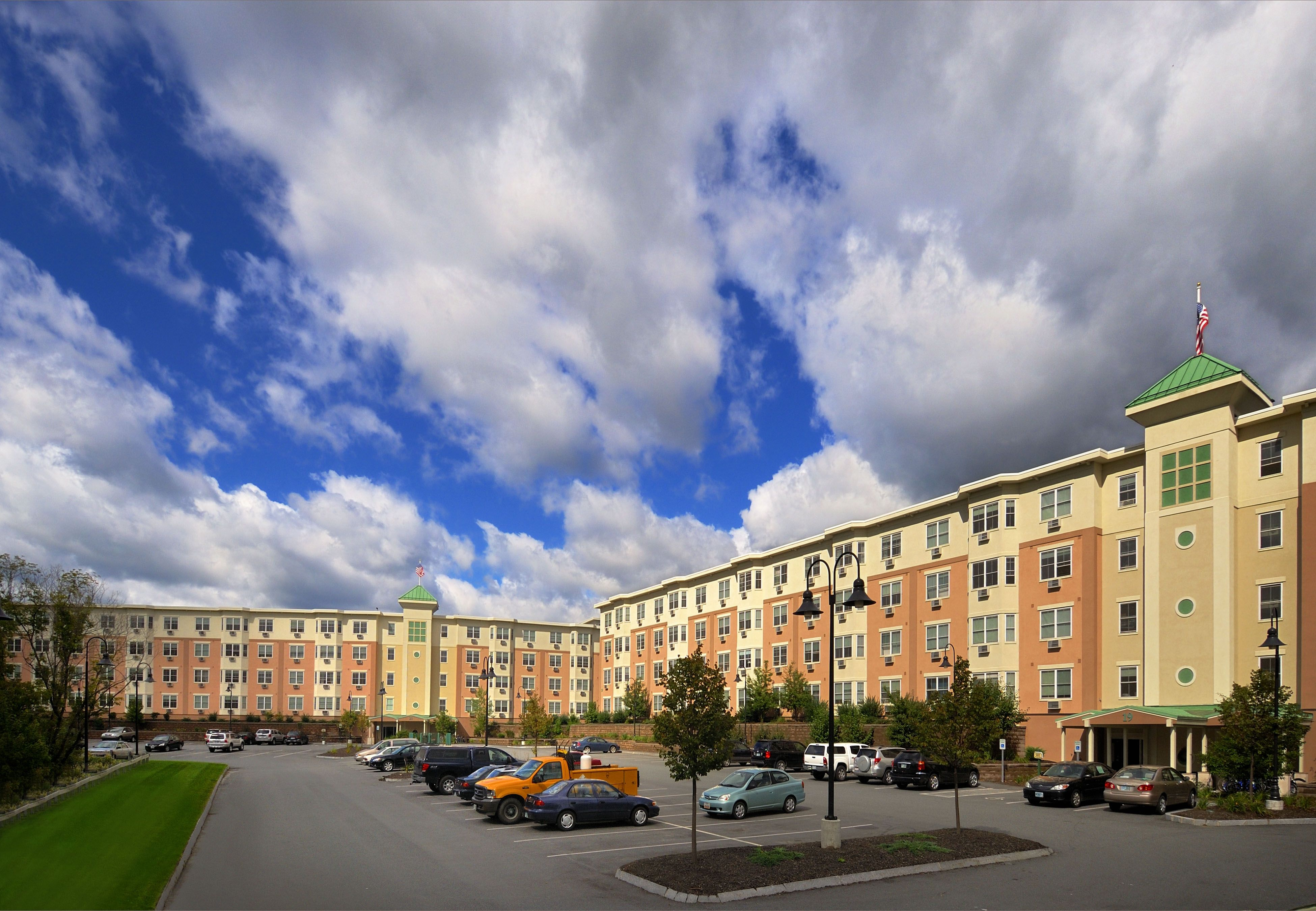 Located in Lebanon NH Emerson Place has 160 apartment homes