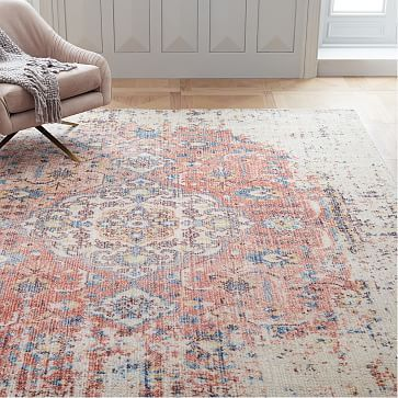 Runner For Upstairs Hall Persian Style Rug Rugs In Living Room Distressed Rugs