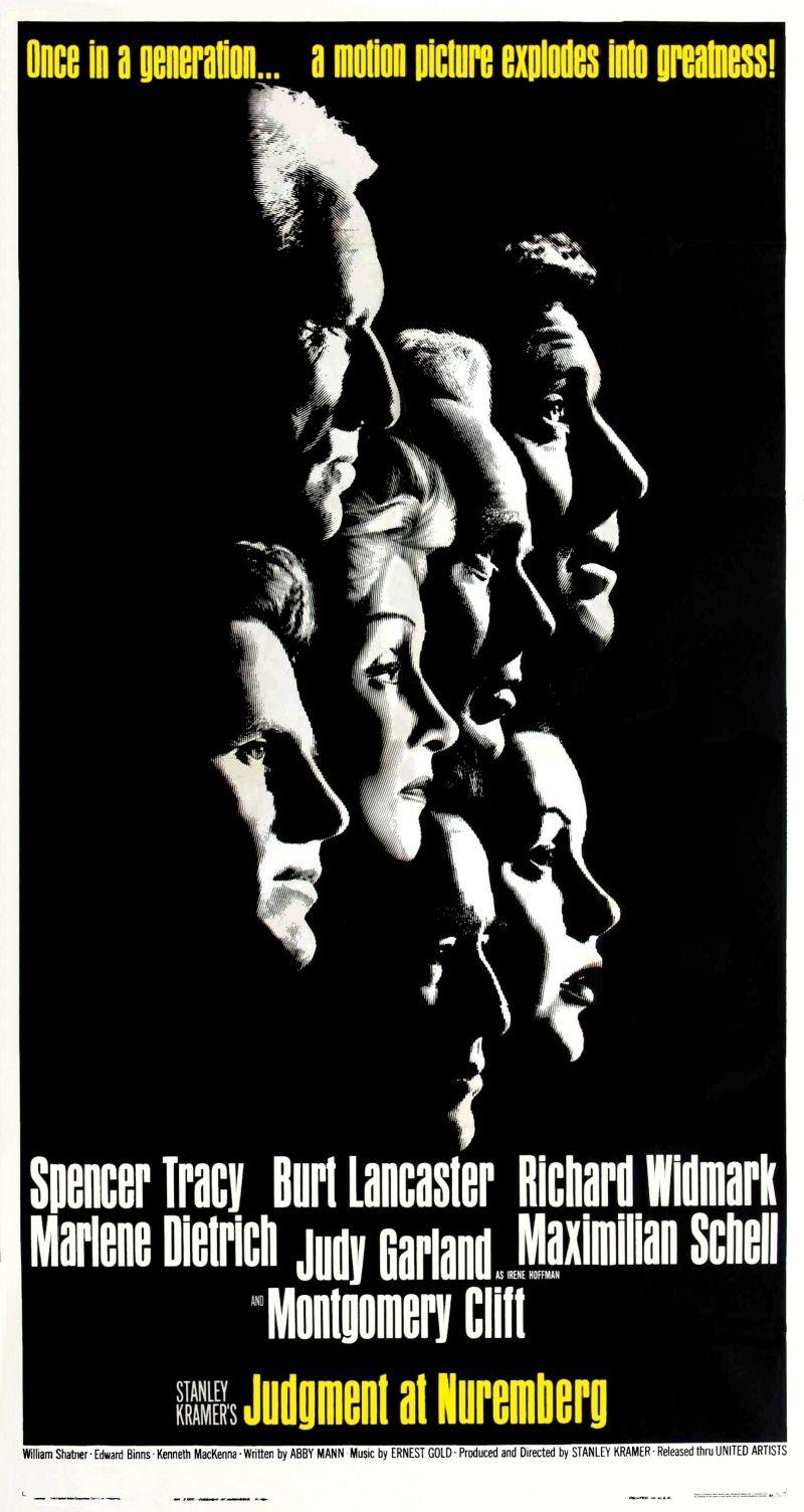 Julgamento em nuremberg (1961)