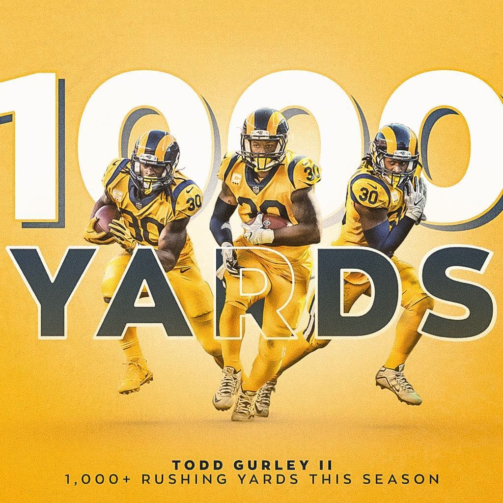 Beast Tg4hunnid Hits The 1 000 Yard Mark For The Third Time In His Four Nfl Seasons Nfl Season
