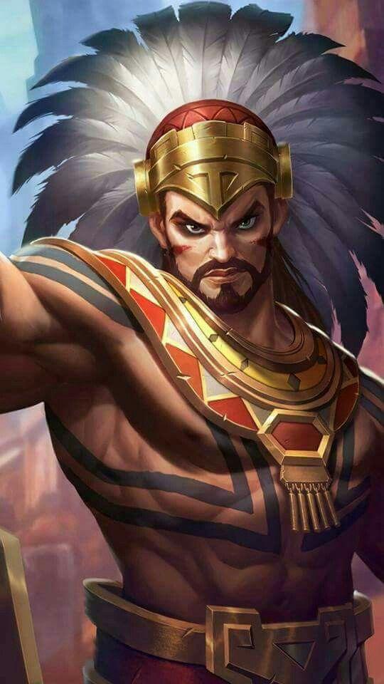 Lapu Lapu Ancestral Blade Mobile Legends Mobile Legend Wallpaper The Legend Of Heroes