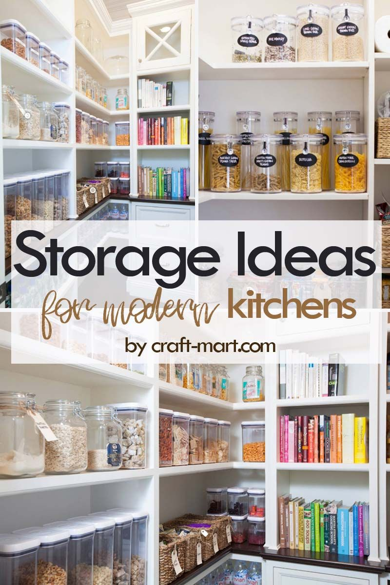 14 clever storage ideas for small kitchens (with images