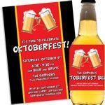 Party411 - Custom Oktoberfest Party Invitations, Cutouts, Banners - Octoberfest ... - Oktoberfest: Es kommt! - #Banners #CUSTOM #CUTOUTS #Invitations #kommt #Octoberfest #oktoberfest #party #Party411 #octoberfestfood