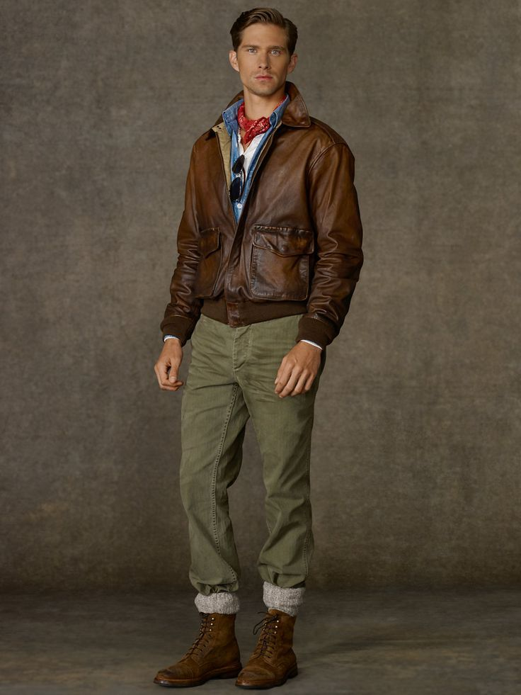 e587d2ef4f2 ralph lauren brown suede bomber jacket - Google Search