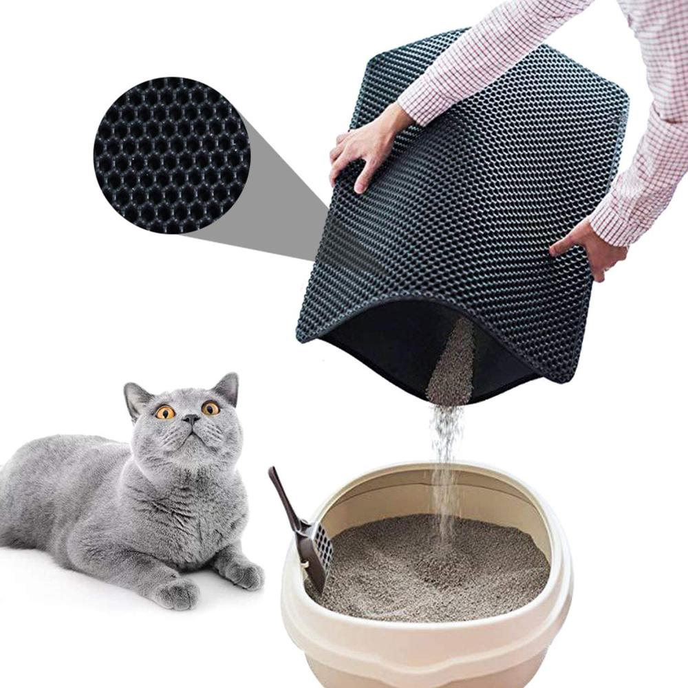 tapis litiere pour chat tapis pour bac