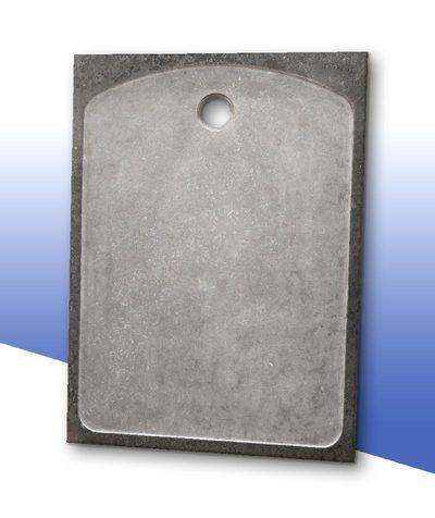 receveur vulcano gris fonc radial salle de bain pinterest gris fonc gris et salle de bains. Black Bedroom Furniture Sets. Home Design Ideas