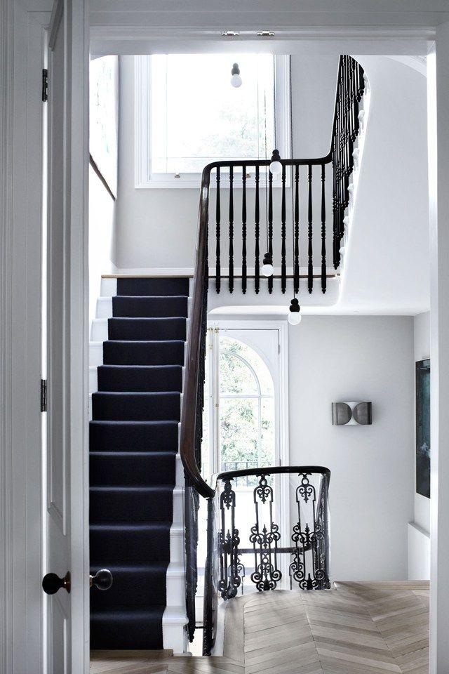Modern Glam - London Townhouse - Home Design | Pinterest | London ...