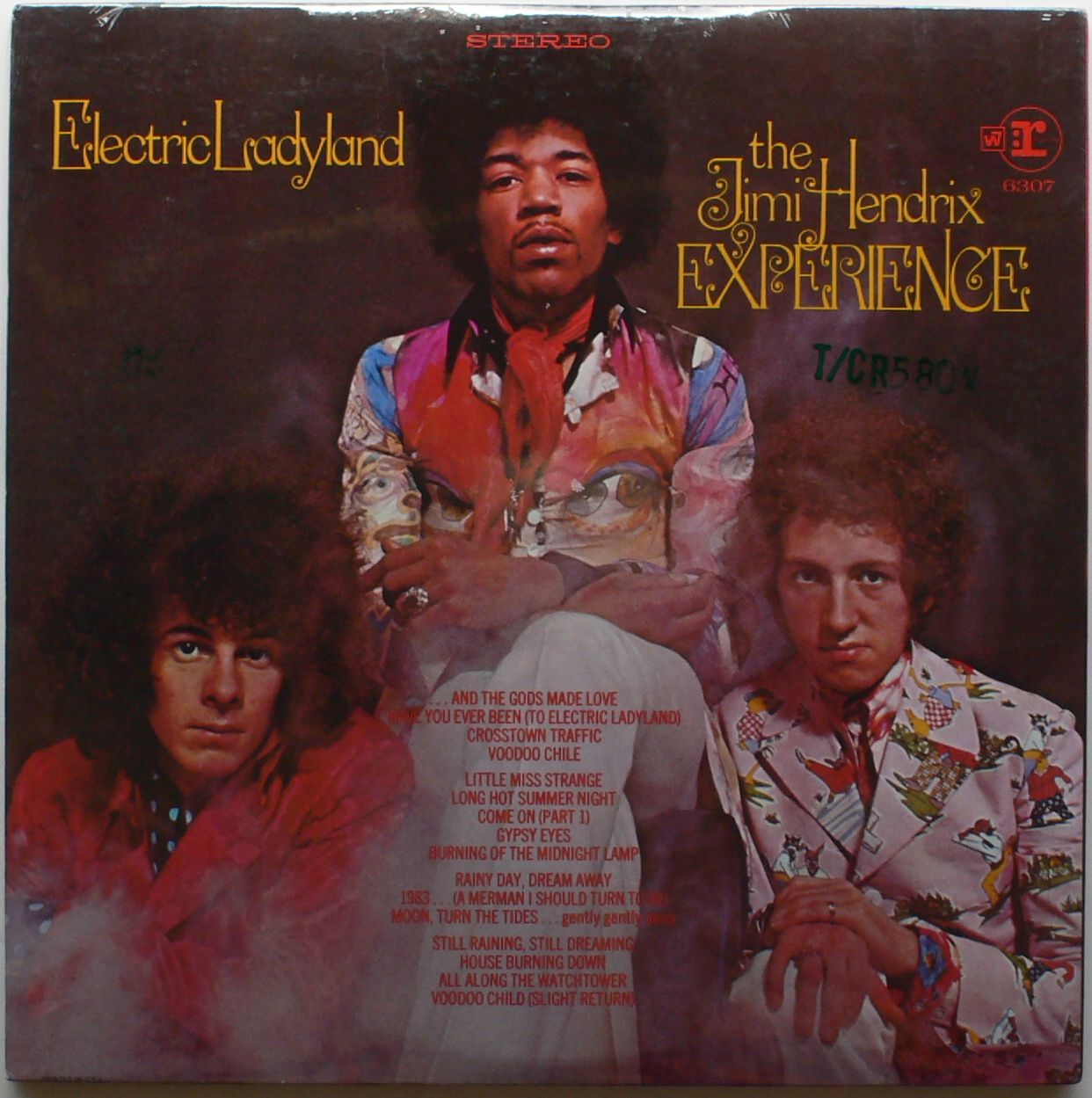 Electric Ladyland Box Set Announced - Rock and Roll Globe |Electric Ladyland Album Cover