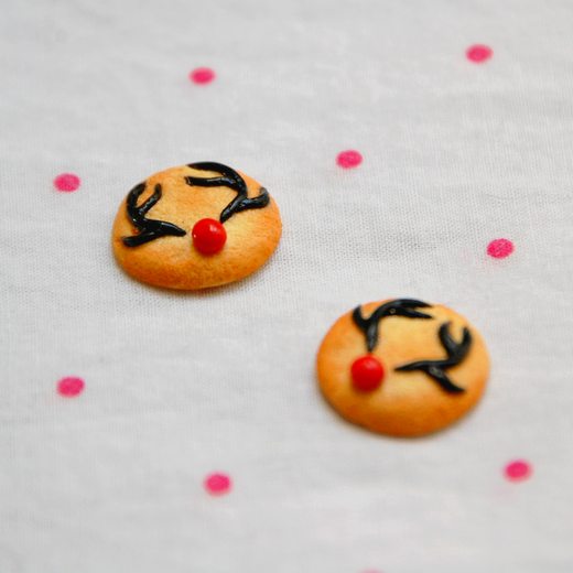 Polymer clay collar pins - La Pastellerie - lifestyle & cute stuff.