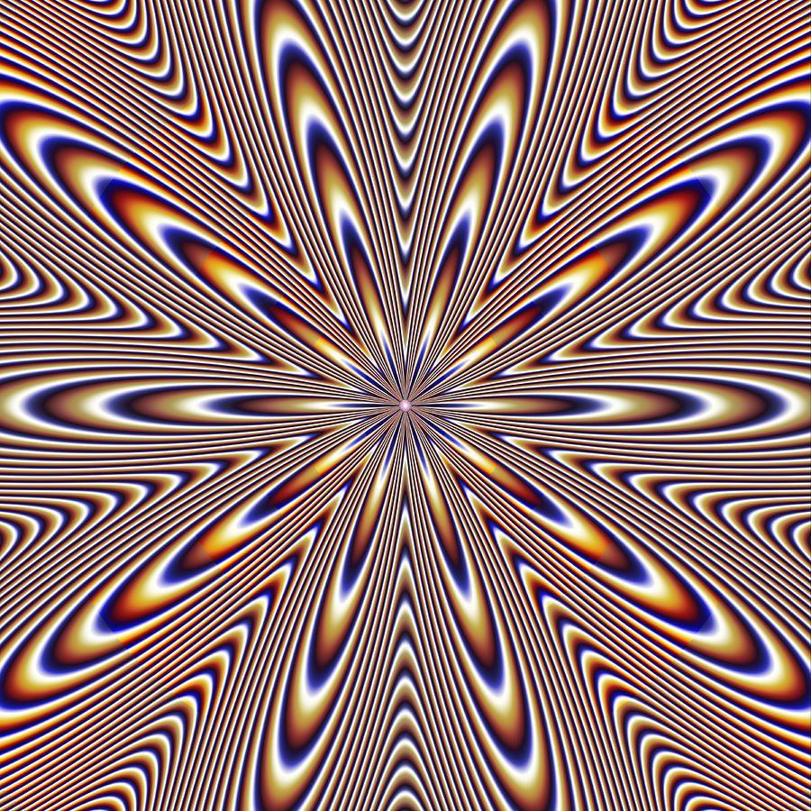 Картинка с эффектом двигающимся