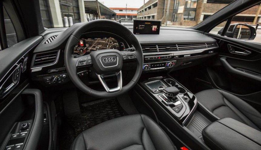 2020 Audi Q7 Interior Audi Q7 Audi Q7 Interior Audi