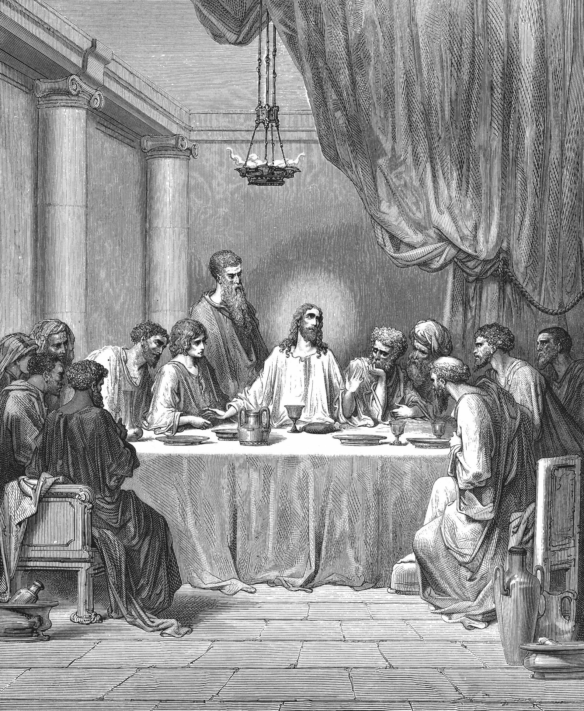 Last Supper Paixao De Jesus Arte Religiosa Arte Renascentista