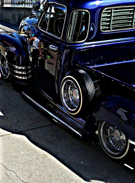 53 chevy pickup