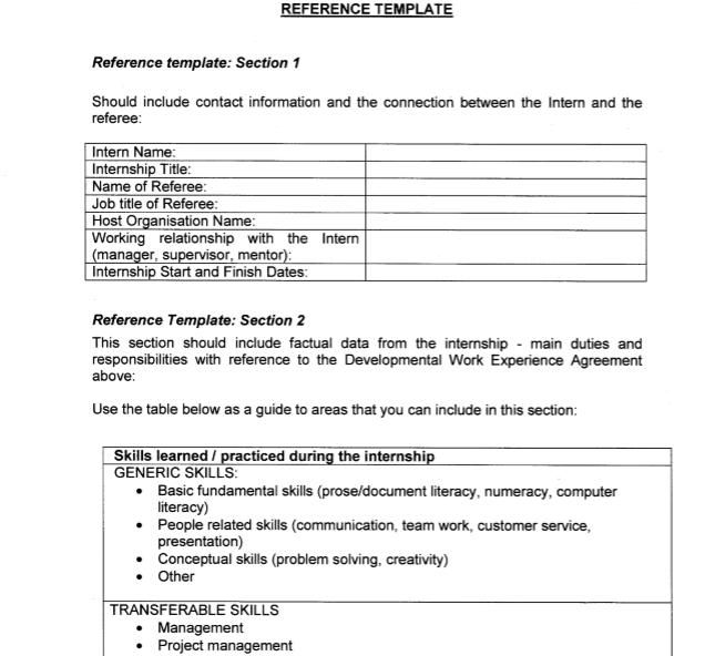 4 Resume Reference Templates Free Word Pdf Formats Resume References Resume Templates Resume Examples