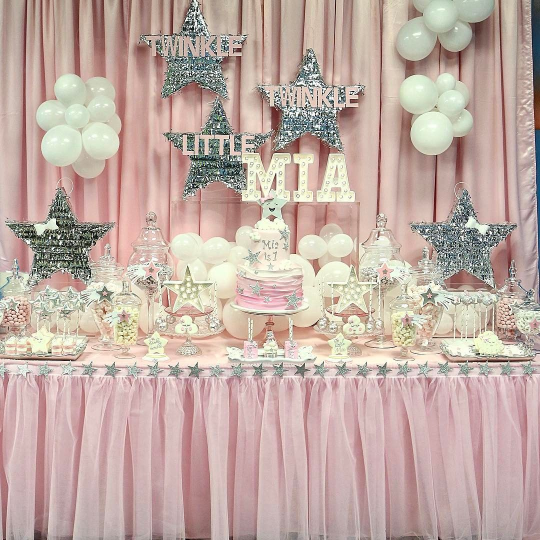 Happy First Birthday Baby Parties Decorations