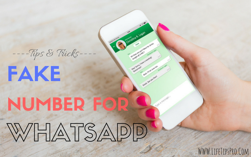 Here are the best fake number generators for OTP Verification  Using