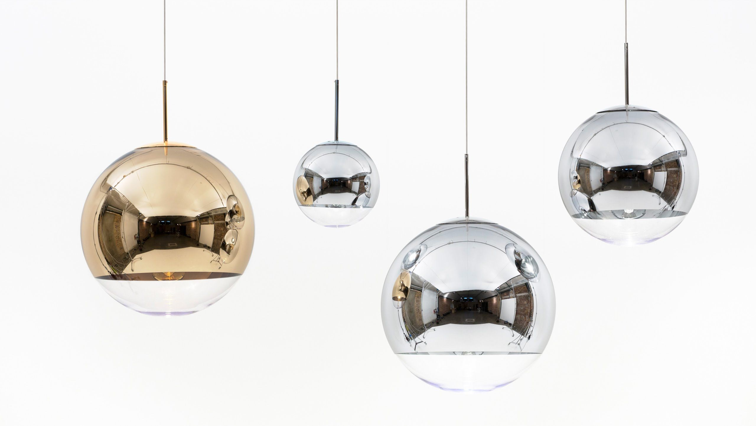 Tom Dixon Says His Mirror Ball Lamp Is A Failure In Design Terms Mirror Ball Ball Lights Ball Lamps