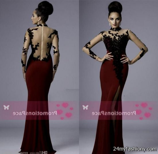 dafad5cbe You can share these maroon prom dresses on Facebook