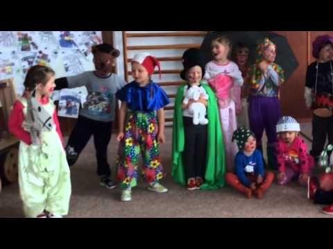 Cirkus Medvídka Míši - YouTube