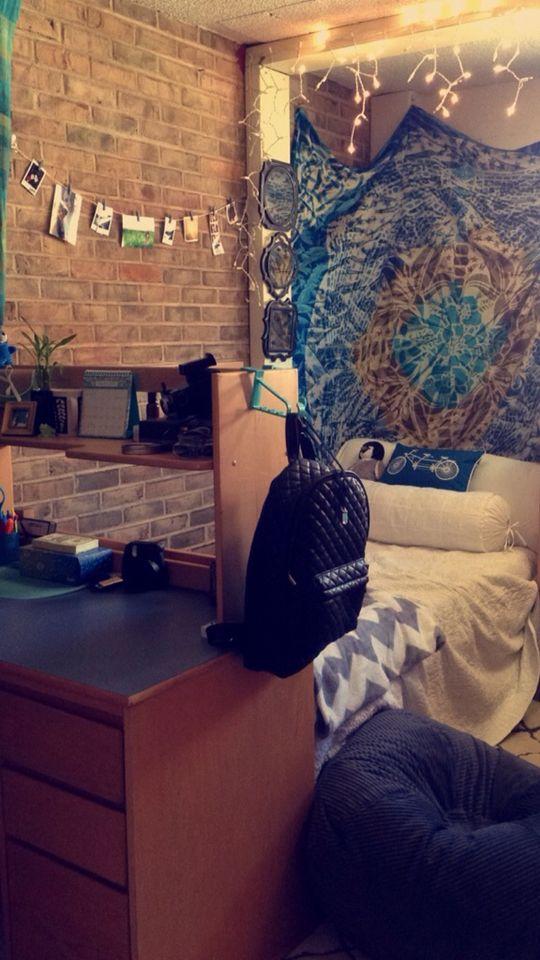 West Chester University Schmidt Hall Dorm Room  College Life