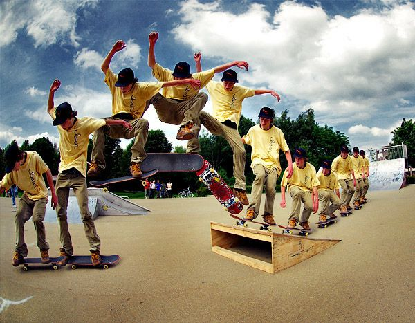 30 Cool Examples Of Sequence Photography Sequence Photography Photo Sequence Action Sports Photography