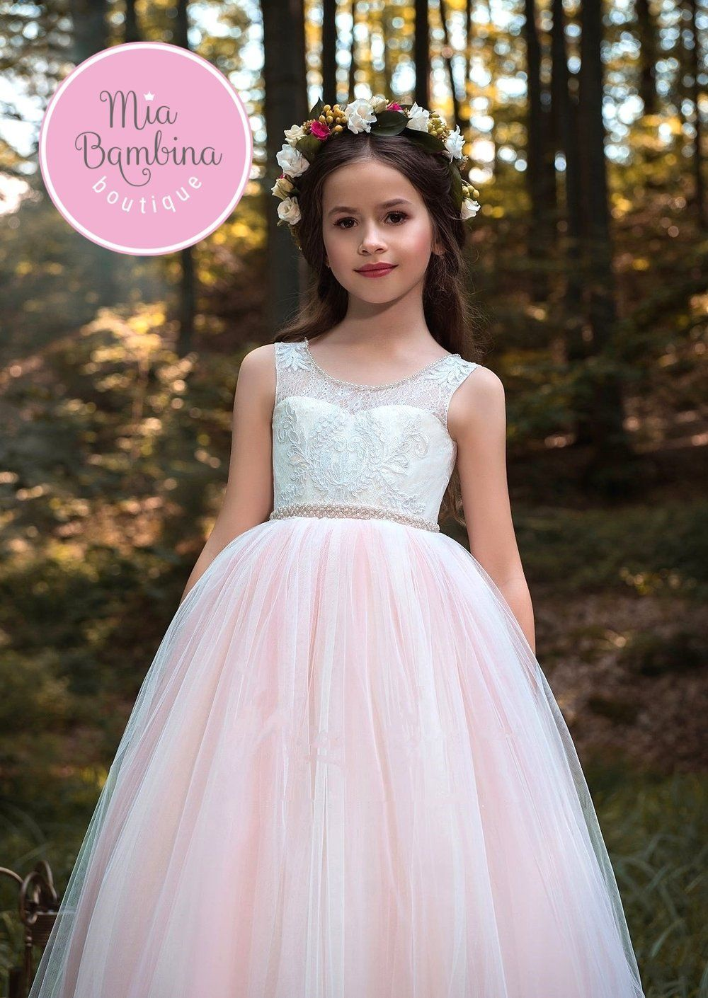 0253c862b456 Flower Girl Dresses Almeria by MB Boutique Canada