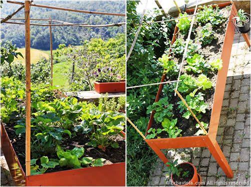 Tavolo Orto ~ Il mio orto sul terrazzo terrazzo terrazzo