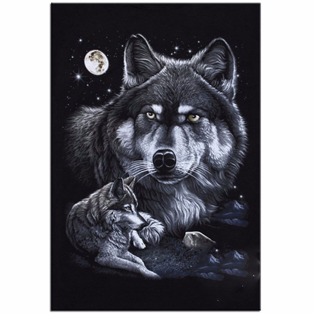 12+ Wolf diamond art hobby lobby information